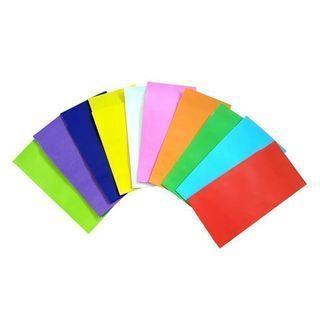 flachbeutel aus papier - geschenkbeutel - schmucktüten