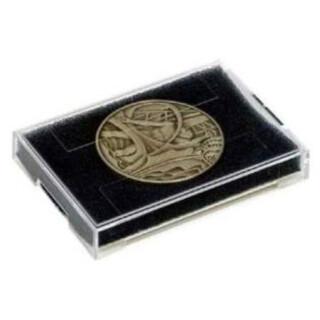 Münzetui 55x38x6mm für eine Münze