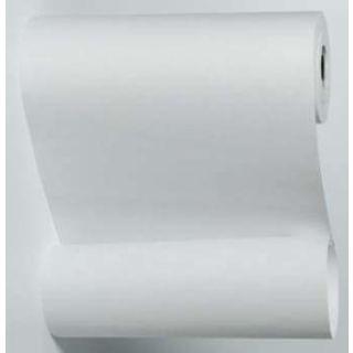 Blumenmanschettenpapier weiß uni