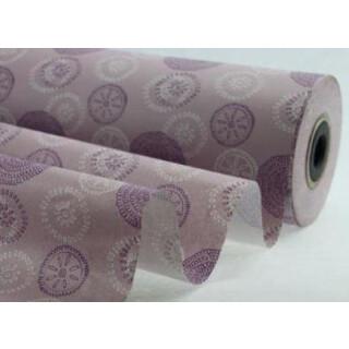 Blumenseidenpapier lavendel