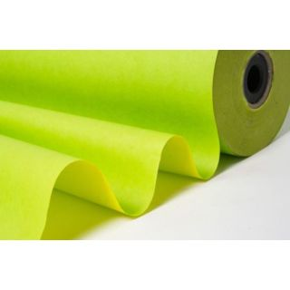 Blumenseidenpapier Bi-Color maigrün-gelb