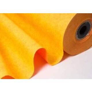 Blumenseidenpapier Bi-Color orange-gelb
