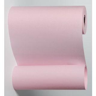 Blumenmanschettenpapier rosa uni