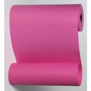 Blumenmanschettenpapier pink uni