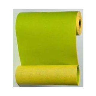 Manschettenpapier Bi-Color maigrün/gelb