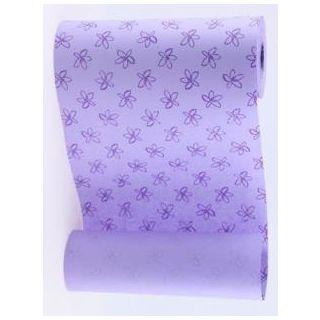 Manschettenpapier Flowers lavendel