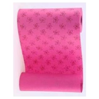Manschettenpapier Flowers pink