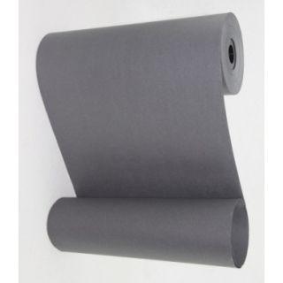 Manschettenpapier silbergrau uni