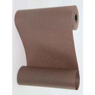 Manschettenpapier schokobraun uni