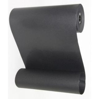 Manschettenpapier schwarz uni