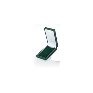 Medaillenetui & Ordenetui 53x104x21 grün