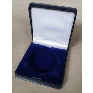Münzetui 60x60x5mm für 45mm Münzen + Zertifikat